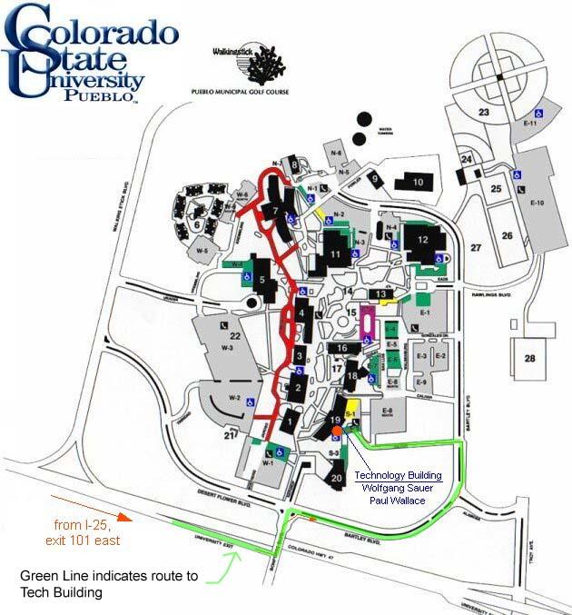 csu pueblo campus map Pueblo Launch Site Edge Of Space Sciences csu pueblo campus map